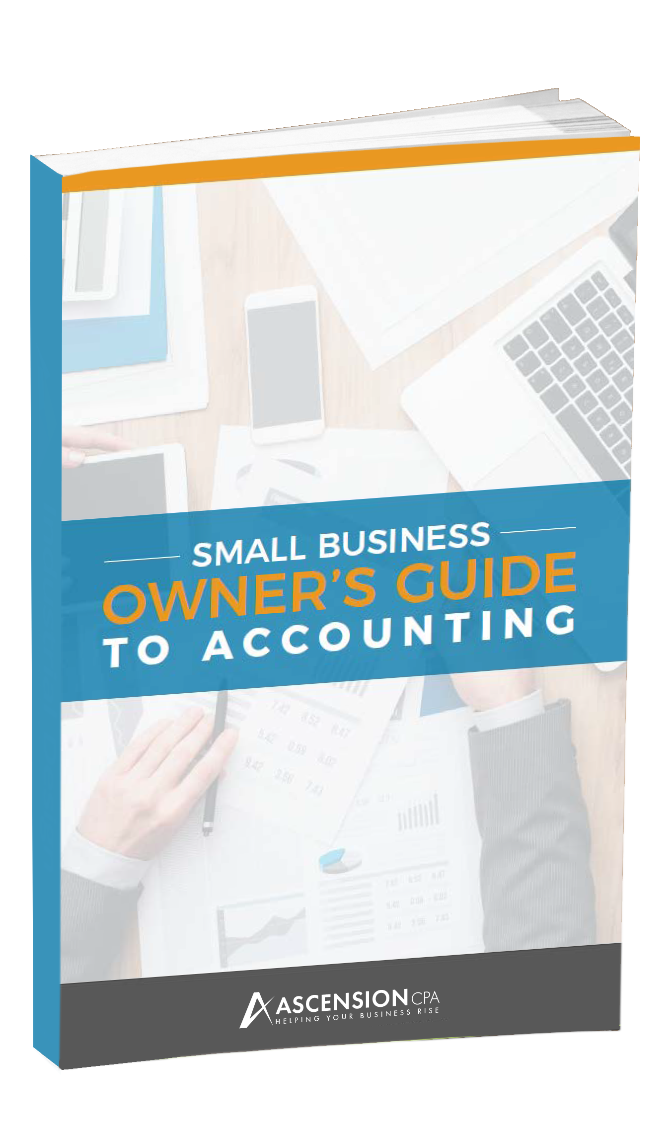 SMB Owners Guide to Accounting Book